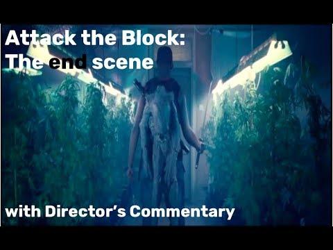 Attack the Block end : commentary from Joe Cornish, Jodie Whittaker, John Boyega & more.