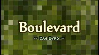 Download Boulevard - Dan Byrd (KARAOKE VERSION) Mp3 and Videos