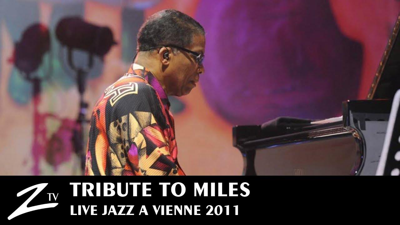Herbie Hancock, Chick Corea, John Mclaughlin, Carlos Santana, Wayne Shorter, Marcus Miller | Tribute to Miles - Jazz à Vienne LIVE HD
