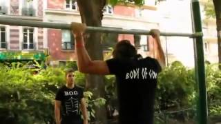 Street Workout Training  don't stop training   YouTube Thumbnail
