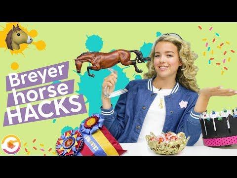 DIY Breyer Horse Hacks 🐎 | GoldieBlox
