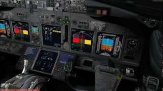 FSX GPWS Test in PMDG 737