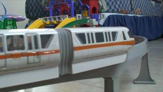 The Train & The Monorail