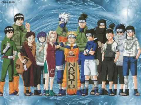 Naruto In Love