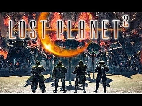 Lost Planet 2 [Part 1] A Co-Op Adventure Begins