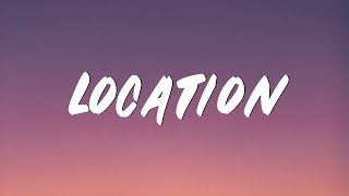 Khalid - Location ~ Lyrics (Vazquez Sounds Cover)