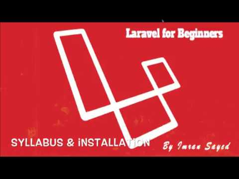 How to install and Run Laravel #2
