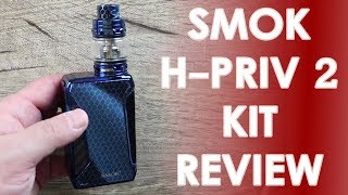 Smok H Priv 2 Kit Review ✌️