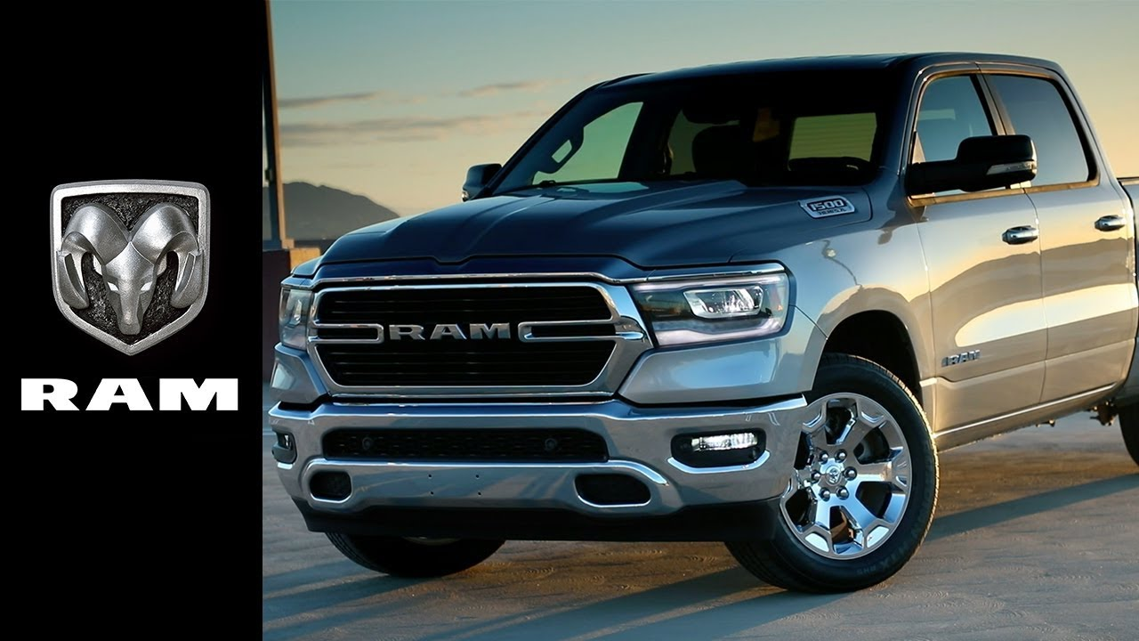 2019 Ram 1500 Big Horn | Product Features