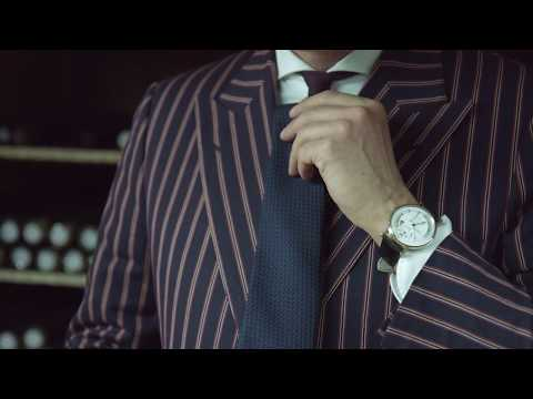 The Breguet Classic Tour Milan - The Tailor & Accessories