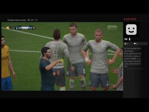 FIFA 16 desde Málaga