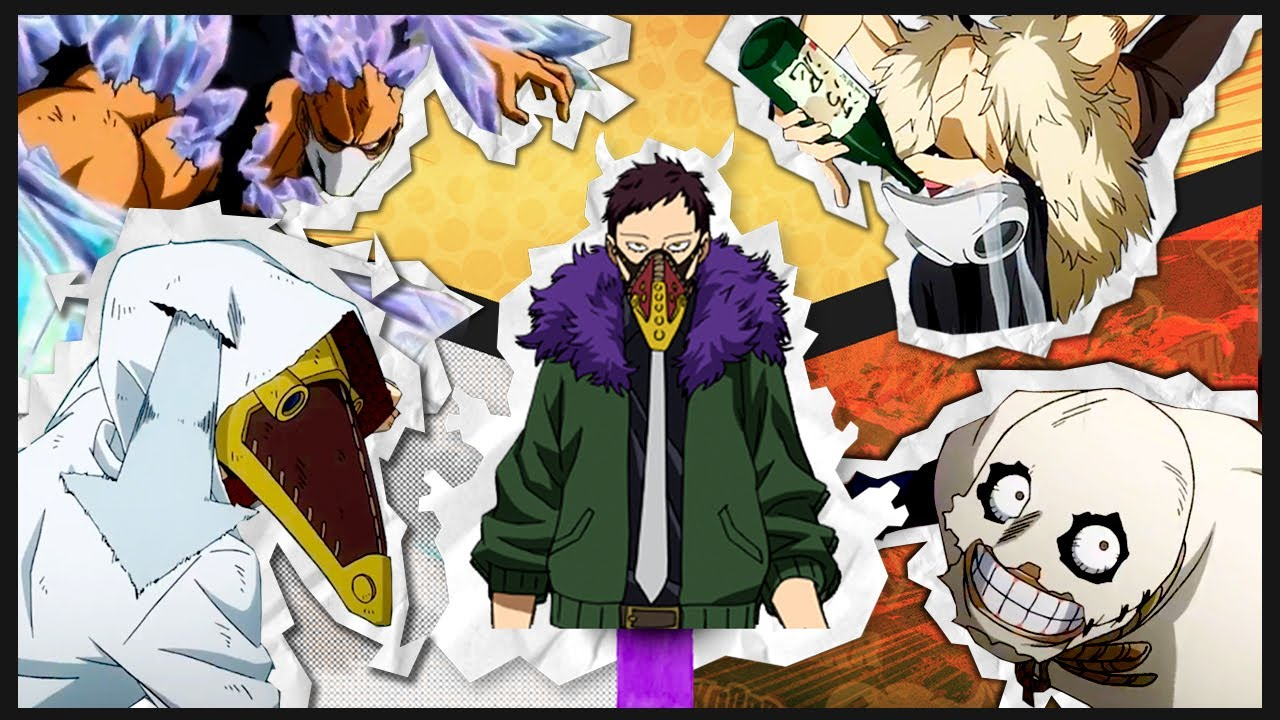 Who Are The Shie Hassaikai The Eight Precepts Of Death Explained My Hero Academia Season 4 Info Youtube Here are the top ten facts about shie. who are the shie hassaikai the eight precepts of death explained my hero academia season 4 info