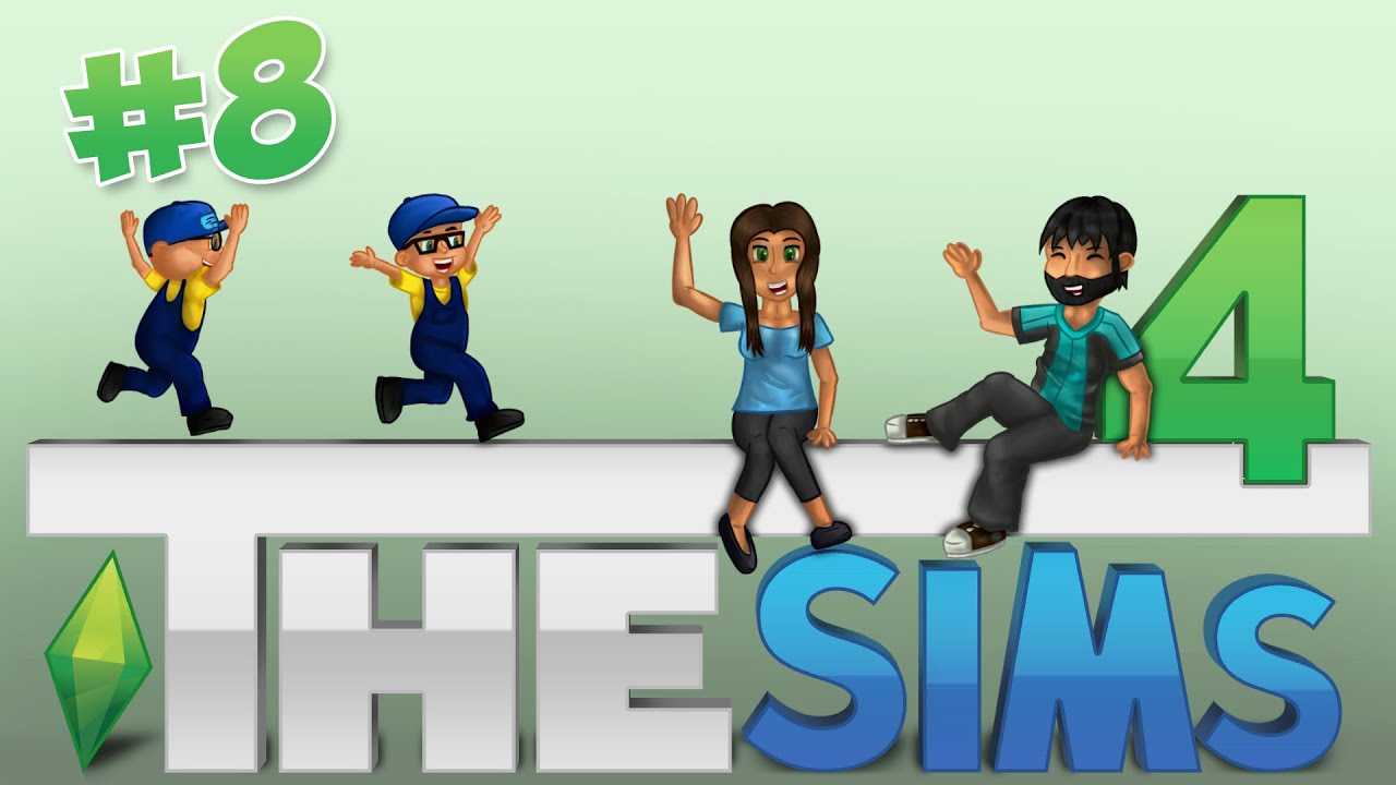 The Sims 4 Everything Is Breaking 8 Youtube