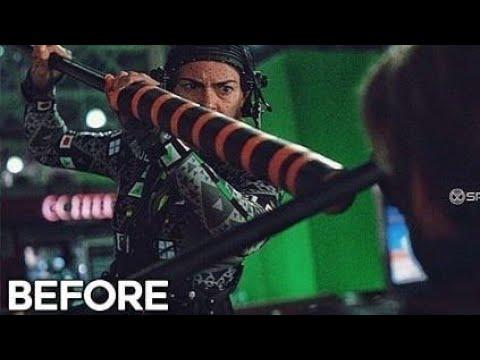 Avengers : Infinity War VFX Breakdown