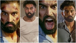 ROCKY MENTAL - All Fight Scenes || PARMISH VERMA Action Scenes || Punjabi Movies 2017