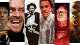 JEFF C HALLOWEEN SPECIAL - WHAT ARE HORROR MOVIES REALLY ABOUT!