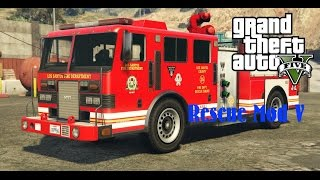 GTA 5 RESCUE MOD V Installation Tutorial Deutsch Lars der Eisbär