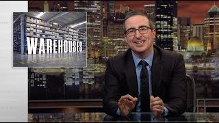 Download Warehouses: Last Week Tonight with John Oliver (HBO) Mp3 and Videos