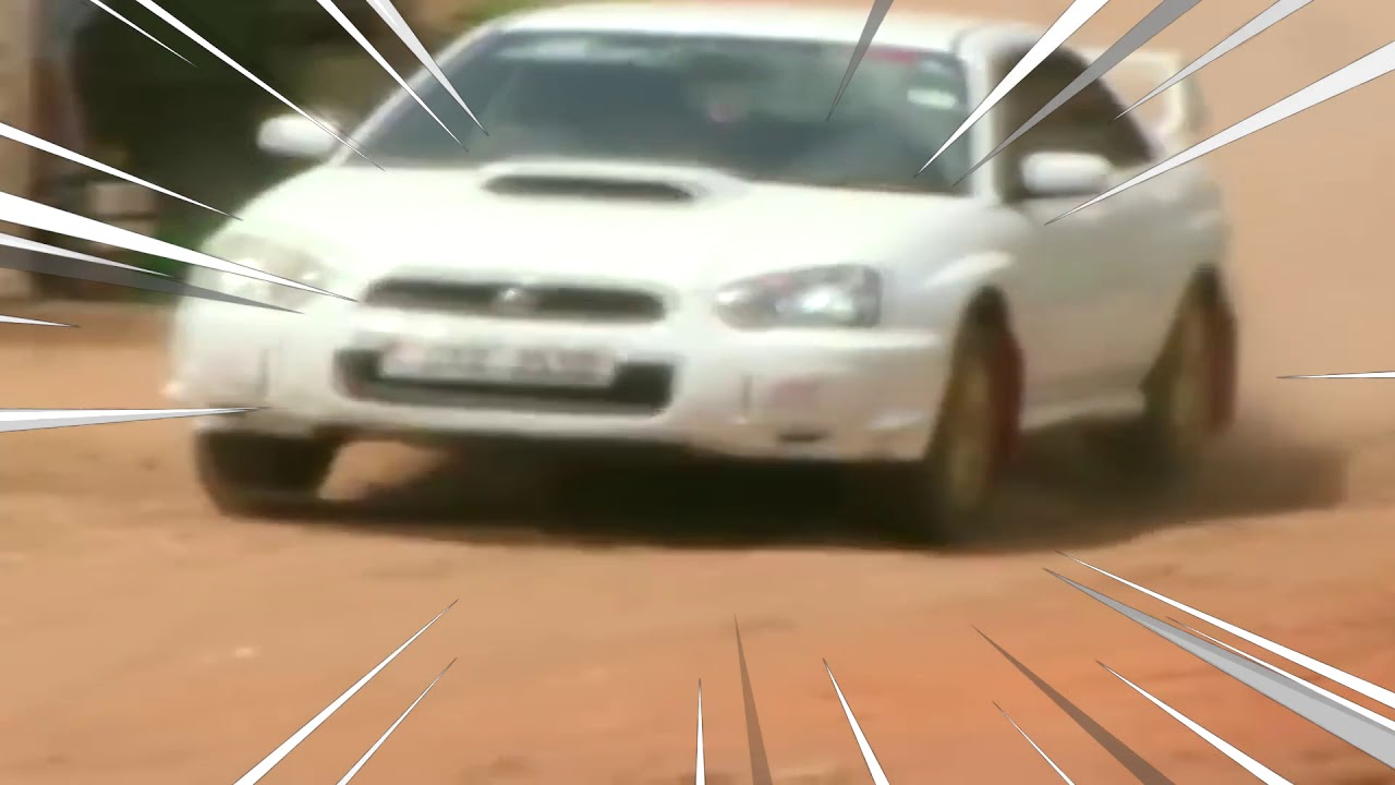 Initial D  Wakaliwood Stage