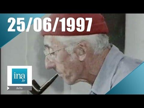 20h France 2 du 25 juin 1997 - Cousteau est mort | Archive INA