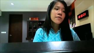 Just A Little Bit Of Your Heart Ariana Grande cover Odelia Sabrina