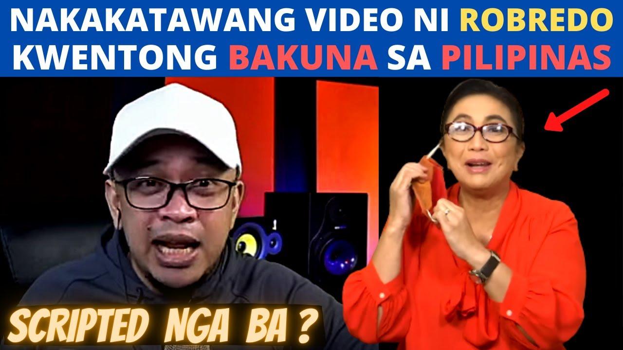 Download NAKAKATAWANG VIDEO NI LENI ROBREDO | KWENTONG BAKUNA SA PILIPINAS | DUTERTE, BANAT BY