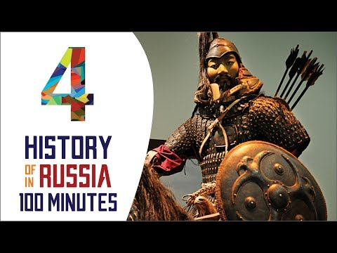 Mongol Invasion - History of Russia in 100 Minutes (Part 4 of 36)
