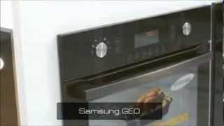 Духовка Samsung GEO. Купить духовой шкаф Самсунг Гео (Samsung GEO).(Этот обзор предоставил Интернет-магазин http://Fotos.ua, за что им большое спасибо. Все духовые шкафы Самсунг:..., 2014-02-04T07:06:29.000Z)