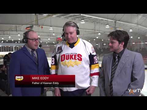 OJHL Tonight: Trenton Vs. Wellington (February 10, 2019)
