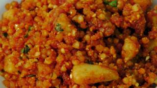 Sabudana Khichadi (with A Tip On Soaking Sabudana )