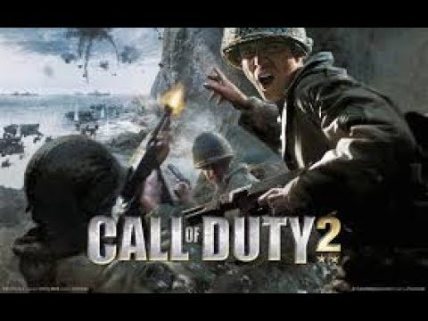Old School Gaming | Call Of Duty 2 PC | 1080p 60FPS