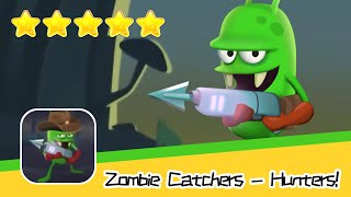 Zombie Catchers - Hunters Day12 Walkthrough 100% zombie hunting action Recommend index five stars