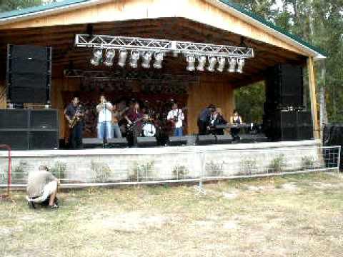 FSU Blues Band Bear Creek 2008