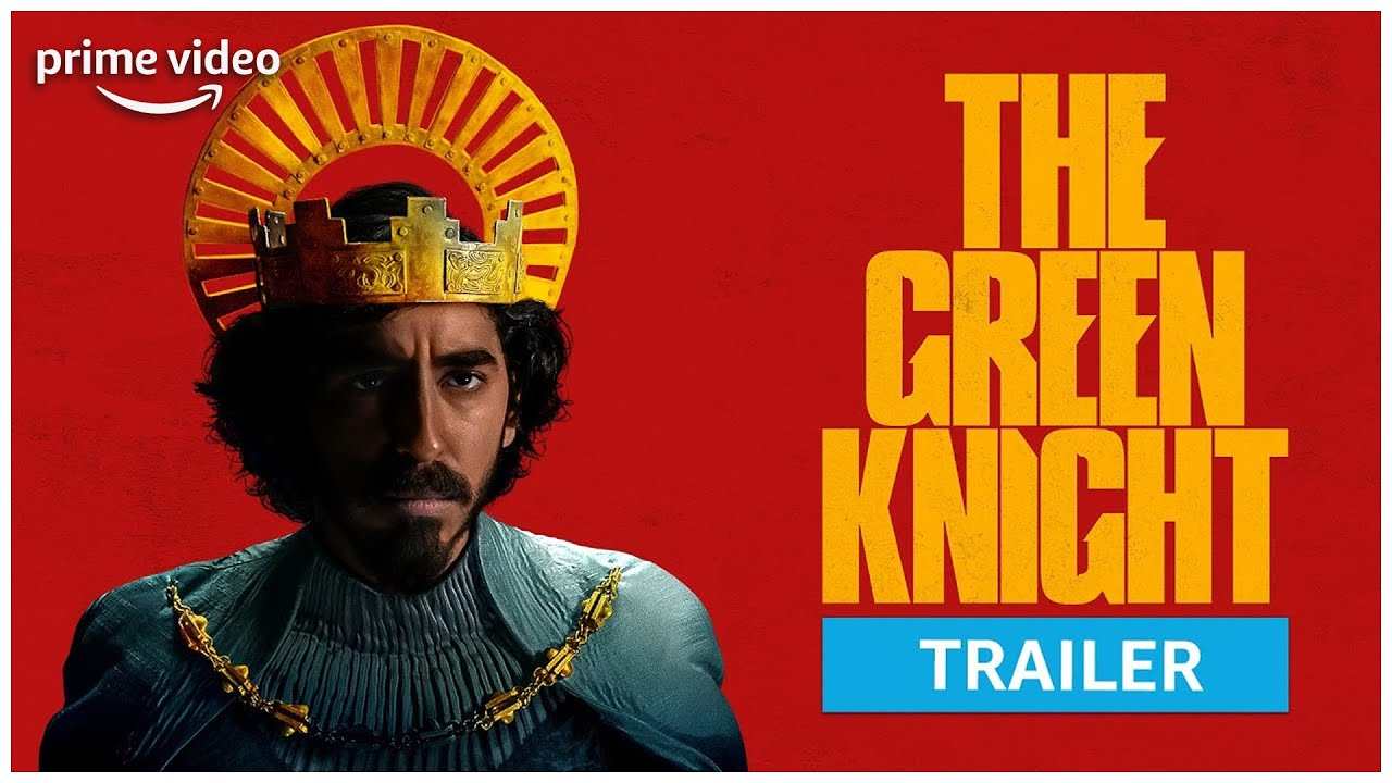 The Green Knight | Officiële Trailer | Amazon Prime Video NL