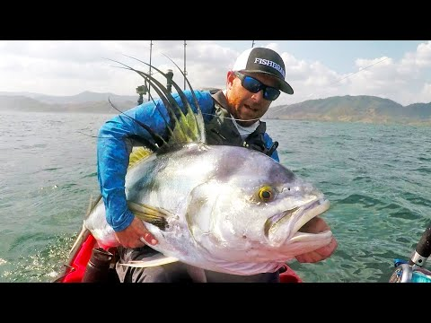 The ULTIMATE Fishing Trip: Los Buzos Panama