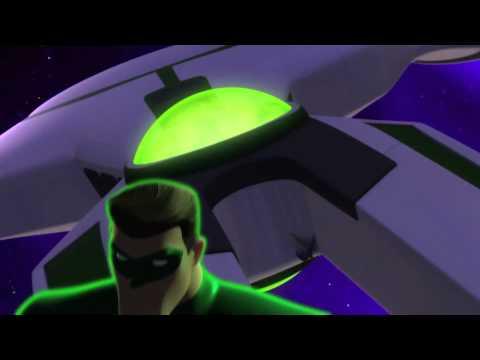 "Green Lantern: The Animated Series ""Razer's Edge"" (Clip 1)"