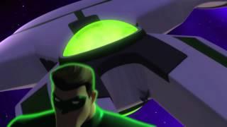 """Green Lantern: The Animated Series """"Razer"""