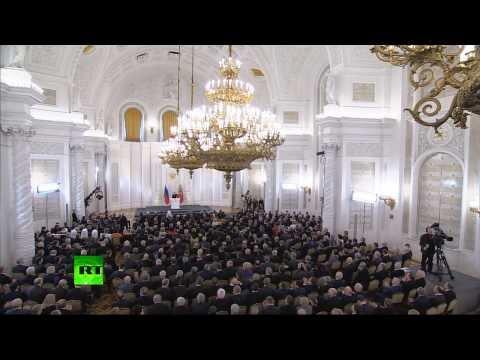 Путин об офшорах