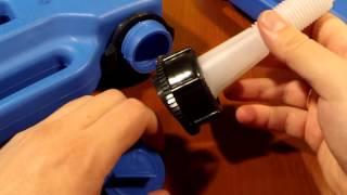 Сравнение 5 литровых канистр Экстрим Плюс и Экстрим Драйв
