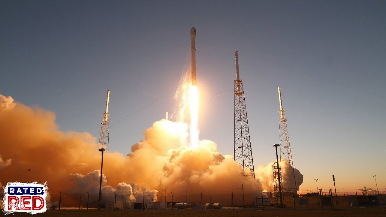 """Who Put a """"Gently Used"""" SpaceX Rocket Up for Sale on Craigslist?"""