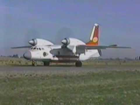 Fidae 98 - Antonov An-32 Firekiller