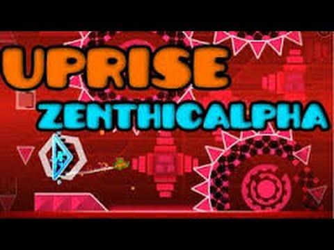 """Uprise"" by ZenthicAlpha (100%) (Medium Demon) - Geometry Dash"