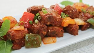 Sweet and Sour Pork Ribs (Suon Xao Chua Ngot)