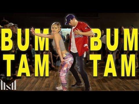 Bum Bum Tam  Tam V& Abu Zada Ringtone