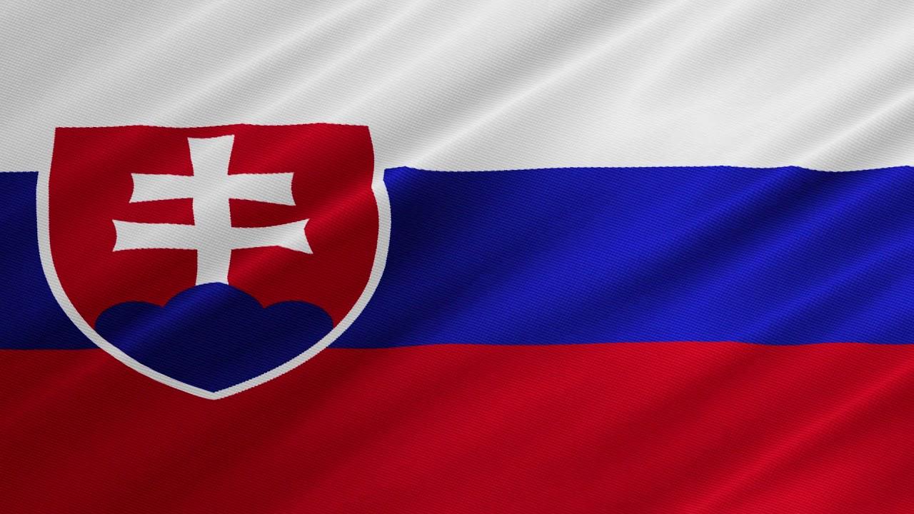 Flag of Slovakia Waving [FREE USE] - YouTube
