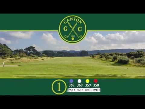 Ganton Golf Club - 1st Hole