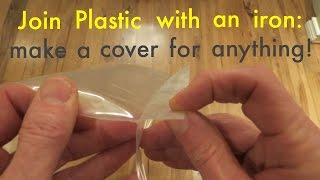How to make ● a Tarp Cover For Bike, BBQ, Trailer, Car