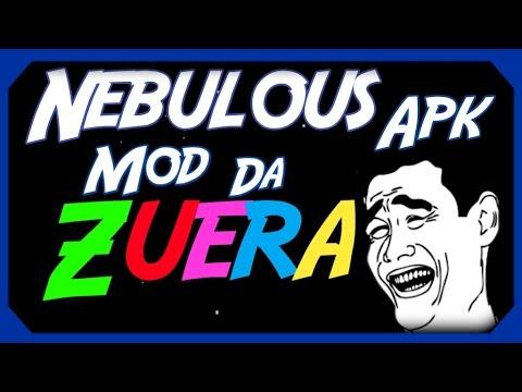 Nebulous - Mod Apk Da Zuera( Download Na DSC)