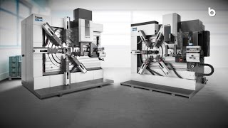 Bihler Servo-Stanzbiegeautomaten RM-NC / GRM-NC (Servo Multi-slide Machines)