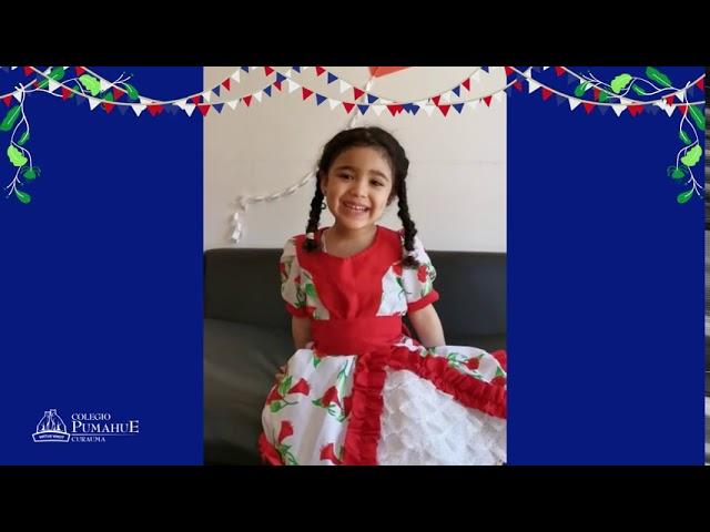 Así celebran nuestros pumitas las Fiestas Patrias – Pumahue Curauma